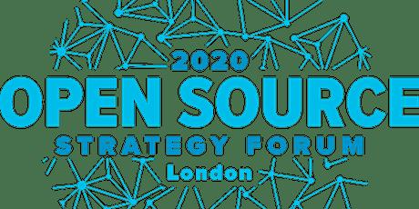 Open Source Strategy Forum - London 2020 tickets
