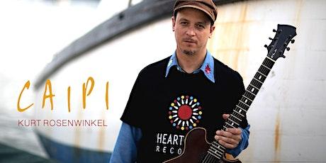 """Kurt Rosenwinkel – """"Caipi"""" Quintet  Live at Moss Theater tickets"""