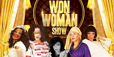 Me, Myself and Why? The WON Woman Show (Okc) tickets