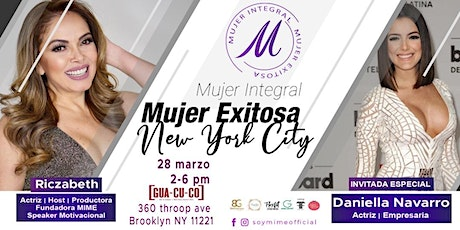 Mujer Integral Mujer Exitosa tickets