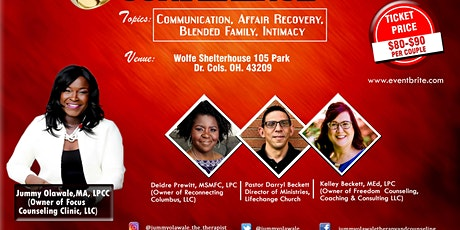 Rediscover Marriage Conference tickets