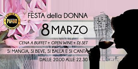 Festa della Donna con Open Wine in Torre Velasca a Milano - ✆ 3332434799 biglietti