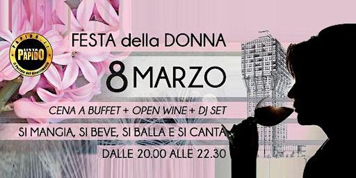 Festa della Donna con Open Wine in Torre Velasca a Milano - ✆ 3332434799