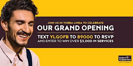 Grand Opening - Modern Acupuncture, Yorba Linda tickets