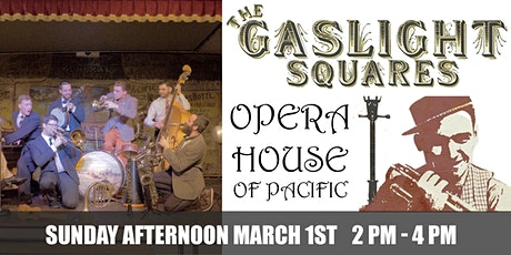 The Gaslight Squares tickets