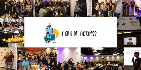 3rd Annual Night of Niceness tickets