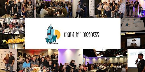 3rd Annual Night of Niceness