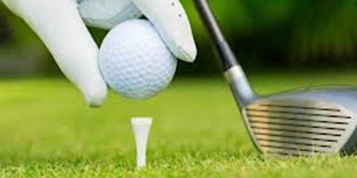Fundraiser Golf Tournament, buffet dinner & silent auction