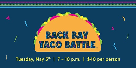 Back Bay Taco Battle tickets