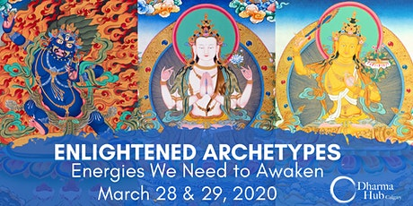 Enlightened Archetypes: Tantric Energies We Need to Awaken tickets