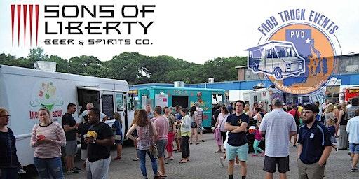 Food Trucks at Sons of Liberty