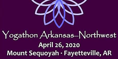 Yogathon Arkansas Northwest 2020 tickets