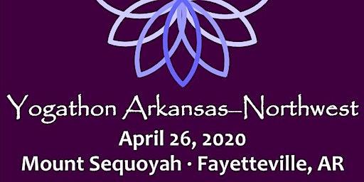 Yogathon Arkansas Northwest 2020