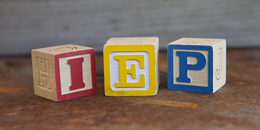 Demystifying IEPs - A Parent Session