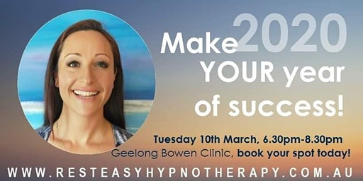 Make 2020 YOUR year of success!