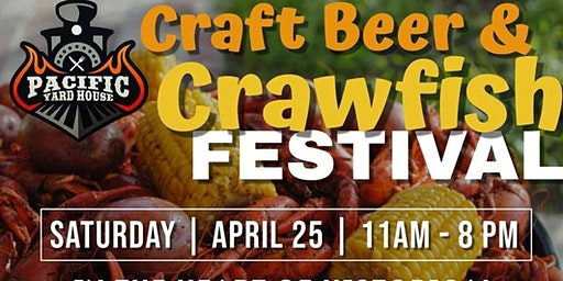CONROE CRAFT BEER AND CRAWFISH FESTIVAL
