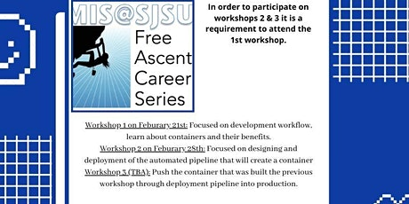 MIS @ SJSU Free Ascent Career Series 2020: DevOps 101 tickets