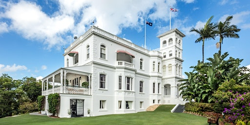 Free guided tour of Government House