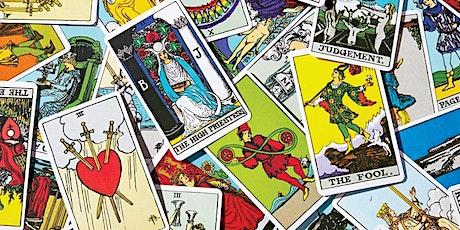 Tarot for beginners with Natta Jain tickets