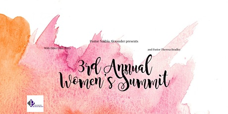 3rd Annual Women's Summit tickets