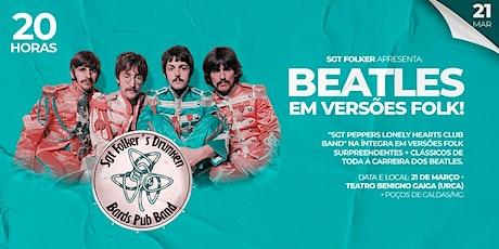 Beatles em Versões Folk ingressos