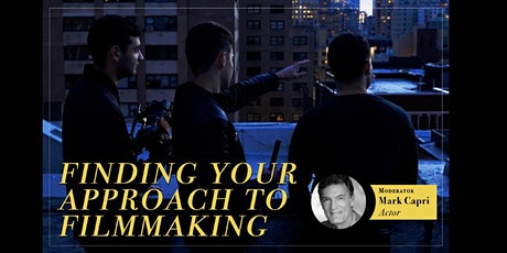 Auctus Productions: Finding Your Approach to Filmmaking tickets