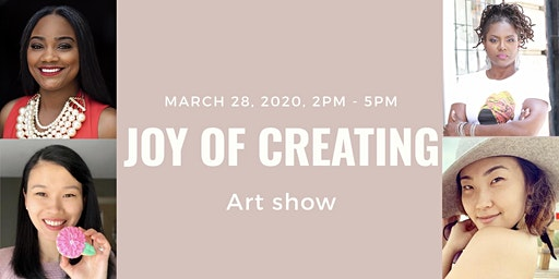 Joy of Creating Art Show