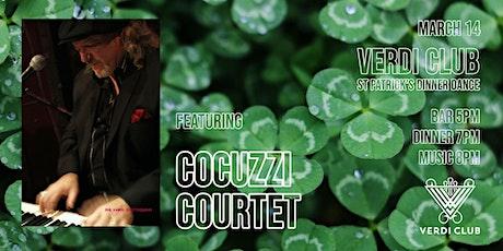 Verdi Club St. Patrick's Dinner Dance tickets