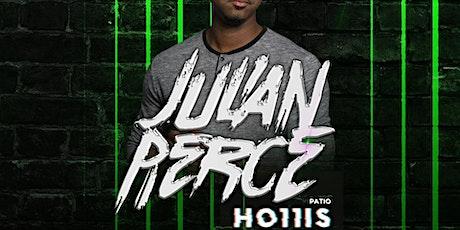Julian Pierce at Social Free Guestlist - 3/06/2020 tickets
