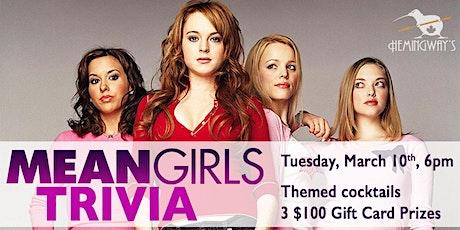 Mean Girls Trivia 2.1 tickets
