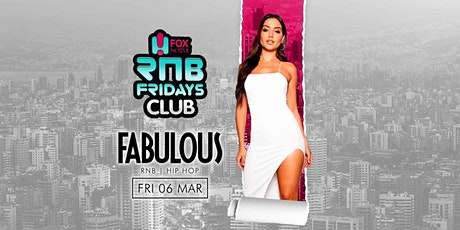 FABULOUS FRIDAYS Level 3 Nightclubs  Friday 6th March tickets