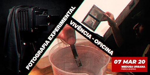 Vivência em Fotografia Experimental