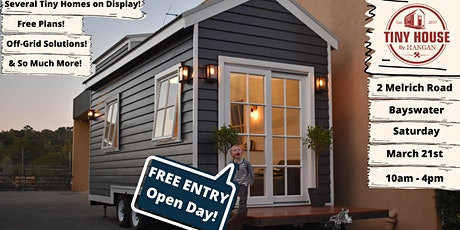 Tiny Homes Australia FREE Open Day tickets