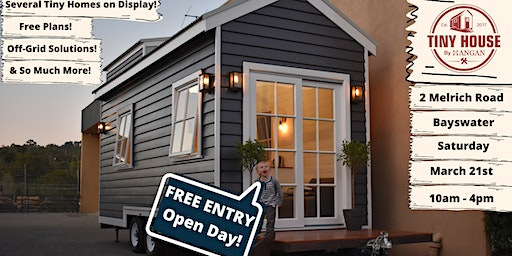 Tiny Homes Australia FREE Open Day