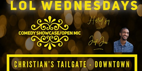 LOL Wednesdays - Comedy Showcase/Open Mic tickets