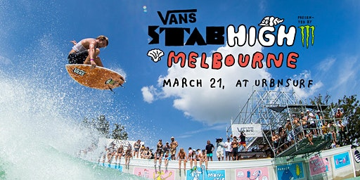 Stab High: an international surfing contest in Melbourne