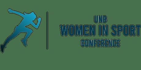 UNB Women in Sport Conference tickets