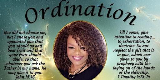 "Ordination for Sheila ""Selah"" McLaughlin"