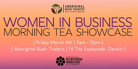 Women in Business Morning Tea Showcase tickets