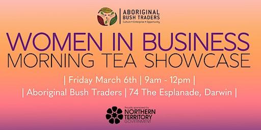 Women in Business Morning Tea Showcase