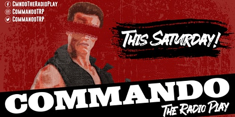 Commando: The Radio Play at the Gas Station Arts Centre tickets
