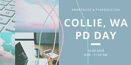 TV4Education and SmartSuite Collie PD Day tickets