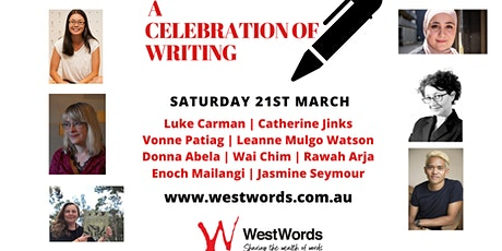 A Celebration of Writing tickets