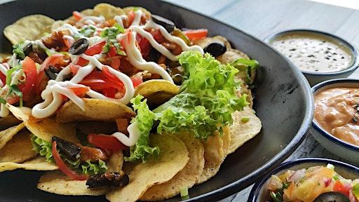 Veggie Fest Presents: Vegan Cooking Demo - Food Truck Tacos