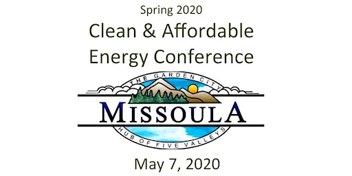 Spring 2020 Clean & Affordable Energy Conference