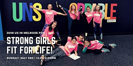 Strong Girls Fit for Life tickets