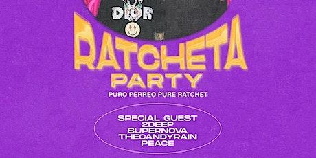 Ratcheta party LA! Puro Perreo and Pure Ratchet! tickets