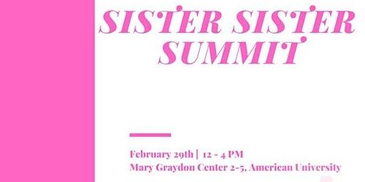 Sister Sister: Summit