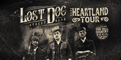 Lost Dog Street Band w/ The Hill Country Devil tickets