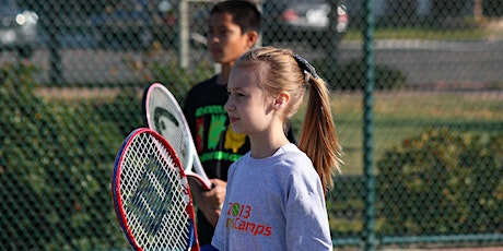 Kids Tennis Classes in Fremont (Novice Ages 6 - 8) tickets